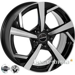 Zorat Wheels 6360 7x17 5x114.3 ET40 DIA66.1 BP