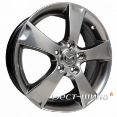Replica Mazda MA007 6.5x16 5x114.3 ET52.5 DIA67.1 HB