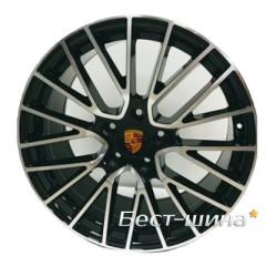 Replica Porsche-PO014 10.5x20 5x130 ET64 DIA71.5 BMF