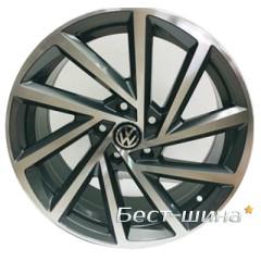 Replica Volkswagen CT1108 7.5x17 5x112 ET45 DIA57.1 GMF