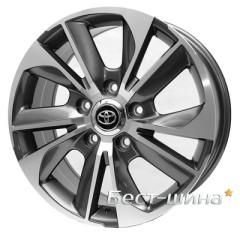 Replica Toyota R5001 8.5x20 5x150 ET40 DIA110.1 GMF