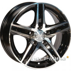 Zorat Wheels 610 6.5x15 4x100 ET34 DIA67.1 BP