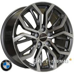 Zorat Wheels 7327 9x19 5x120 ET48 DIA74.1 EP
