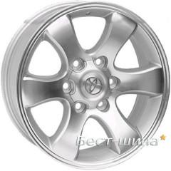 Replica Toyota CT4330 7.5x17 6x139.7 ET25 DIA0 SMF