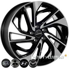 Zorat Wheels BK5518 7.5x18 5x114.3 ET51 DIA67.1 BP